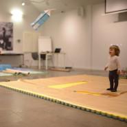 Sensoryczny spacer dla rodzin z dziećmi w wieku 0-3 lat