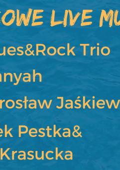 Lipcowe Live Music: Irek Pestka&Iza Krasucka