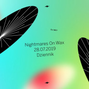 Dziennik: Nightmares On Wax DJ SET
