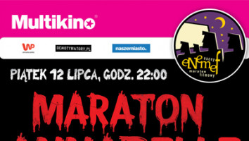 Bilety na Enemef: Maraton Horrorów z Annabelle