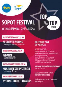 Top Of The Top Festival Sopot 2019