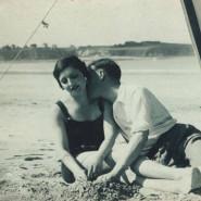 Piasek, woda, moda! Dawna Gdynia na plaży - wystawa