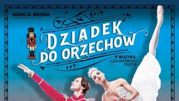 Zaproszenie na balet Dziadek do Orzechów