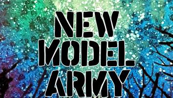 Bilety na koncert New Model Army
