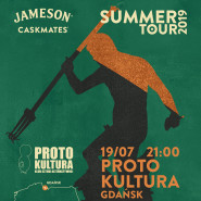 Jameson Caskmates Summer Tour 2019