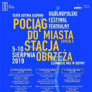 V Festiwal Pociąg do Miasta - Stacja Obrzeża 2019