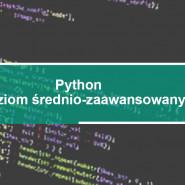 Python - poziom średnio-zaawansowany