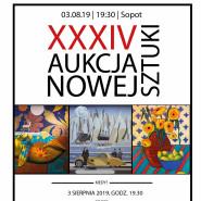 XXXIV Aukcja Nowej Sztuki