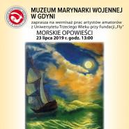 Morskie opowieści - wystawa