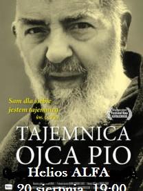 Tajemnica Ojca Pio - pokaz specjalny