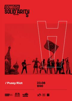 PussyRiot / Mary Komasa