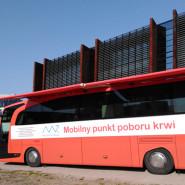 Jestem z Gdańska - oddaję krew