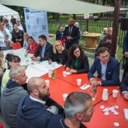 Porozmawiajmy przy stole z prezydent Dulkiewicz