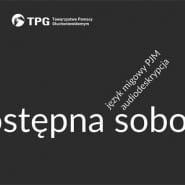 Barbara Hoff. PPPP - oprowadzanie PJM i audio