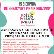 II Integracyjny Piknik Rodzin Dzieci z Mózgowym Porażeniem Dziecięcym