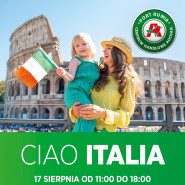 Jedziemy do Włoch! - warsztaty podróżnicze