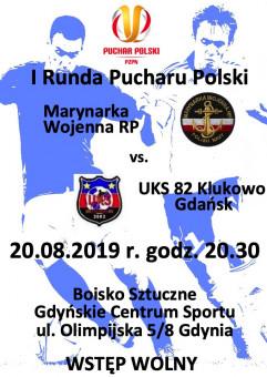 Mecz I rundy Pucharu Polski