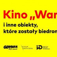 """Kino """"Warszawa"""" i inne obiekty, które zostały biedronkami - wystawa"""