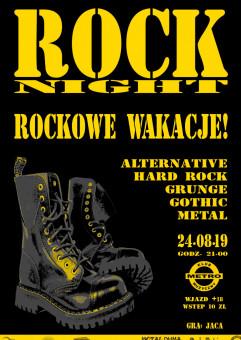 Rock Night - Rockowe Wakacje