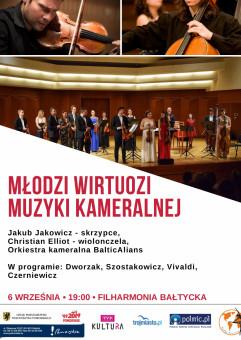 Młodzi Wirtuozi Muzyki Kameralnej - BalticAlians