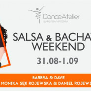 Salsa&Bachata weekend!