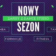 Nowy Sezon Z-Dance Studio - Zapisy