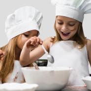 Dziecięca Akademia Kulinarna: Pociągnij za słomkę