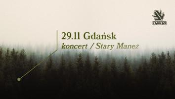 Bilety na koncert Łąki Łan (30.11)