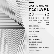 Open Source Art Festival 2019