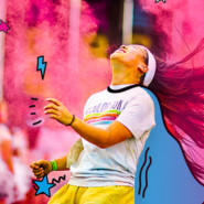 The Color Run HERO Tour