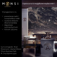 Showroom Mansi London - otwarcie