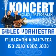 Golec uOrkiestra - koncert kolęd