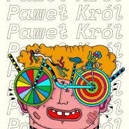 Paweł Król - rysunki, malunki