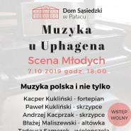 Muzyka u Uphagena: Scena Młodych