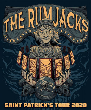 The Rumjacks + Molly Malone's