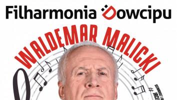 Bilety na występ Waldemara Malickiego (godz. 20:15)
