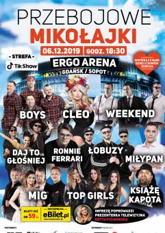 Przebojowe Mikołajki x TIK Show