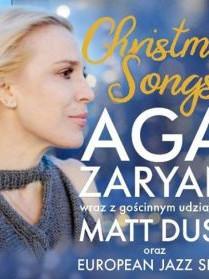 Christmas Songs: Aga Zaryan, Matt Dusk, European Jazz Sextet