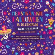 Meksykańskie Halloween w Klockowni