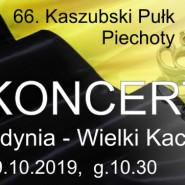 Koncert ku pamięci 66. Kaszubskiego Pułku Piechoty
