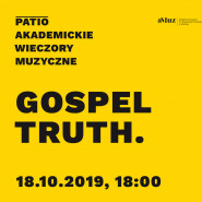 Gospel Truth. Koncert musicalowy