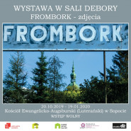 Frombork - wystawa fotografii