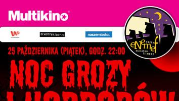 Bilety na ENEMEF: Noc Grozy i Horrorów