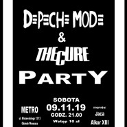 Depeche Mode & The Cure Party