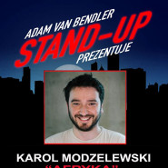 Adam Van Bendler Stand Up Prezentuje - Karol Modzelewski - Afryka