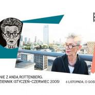 Spotkanie z Andą Rottenberg. Lista. Dziennik 2005