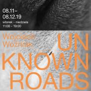 Wojciech Woźniak: Unknown roads - wystawa