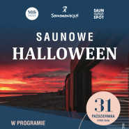 Saunowe Halloween