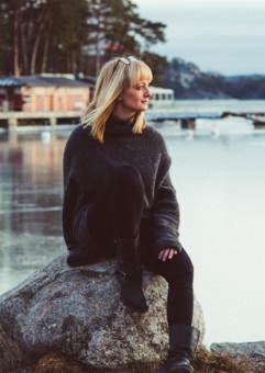 Katarzyna Tubylewicz: Sztokholm. Miasto, które tętni ciszą.