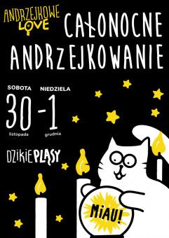 Całonocne Andrzejkowanie (7-13 lat)